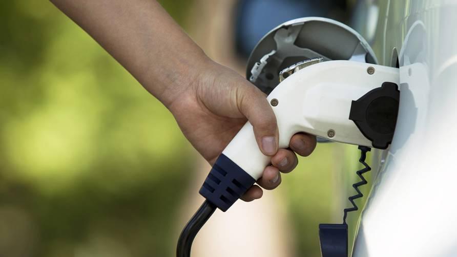 Cargador para coches eléctricos en Pamplona